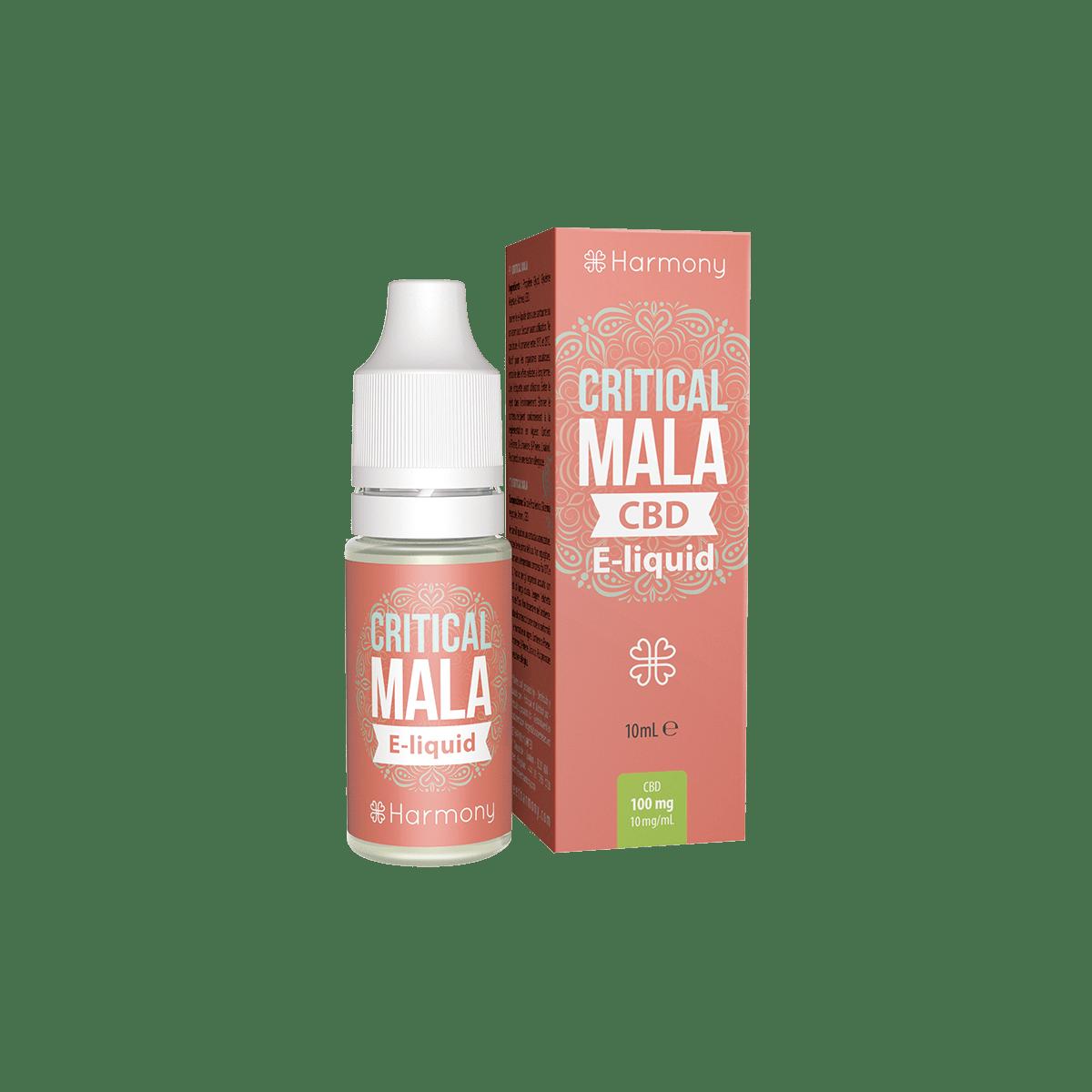 CBD Liquid | HARMONY Critical Mala | Menge 10 ml - 300 mg im Preisvergleich