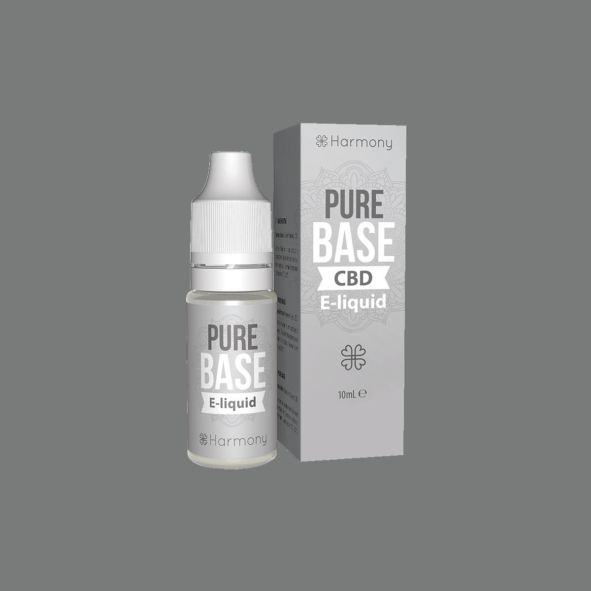 CBD Liquid | HARMONY Pure Base | Menge 10 ml - 600 mg im Preisvergleich