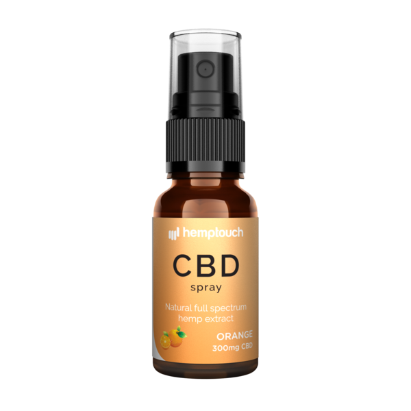 300mg CBD Spray – Hemptouch