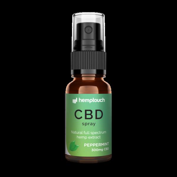 300mg CBD Spray – Hemptouch