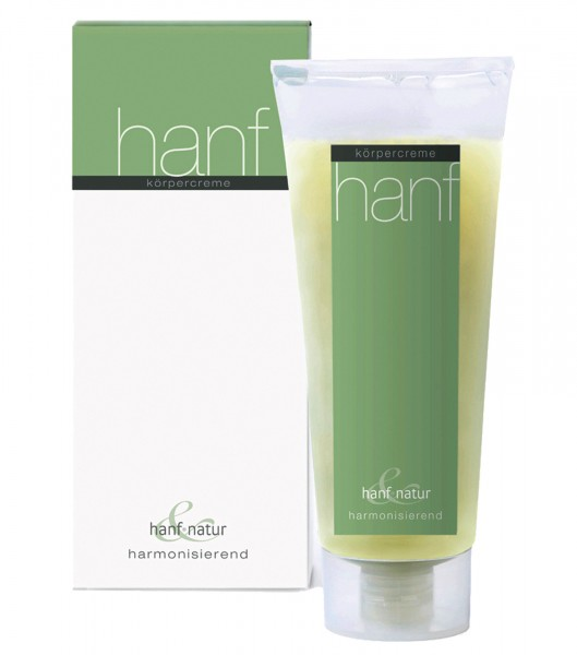 Bodylotion - hanf & natur