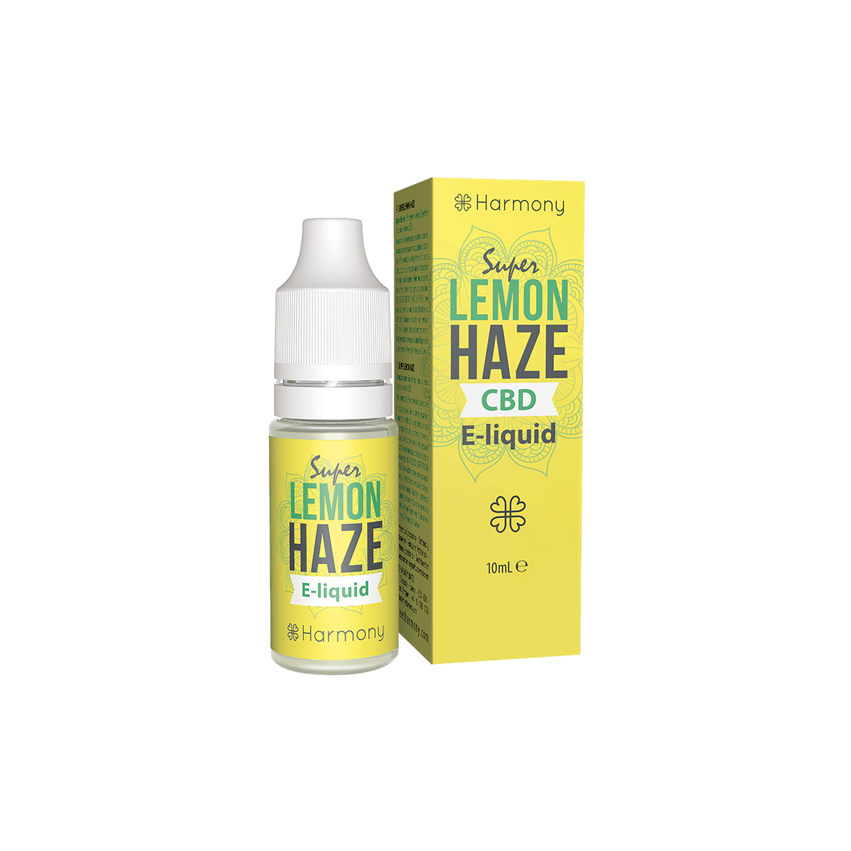 CBD Liquid | HARMONY Super Lemon Haze | Menge 10 ml - 30 mg