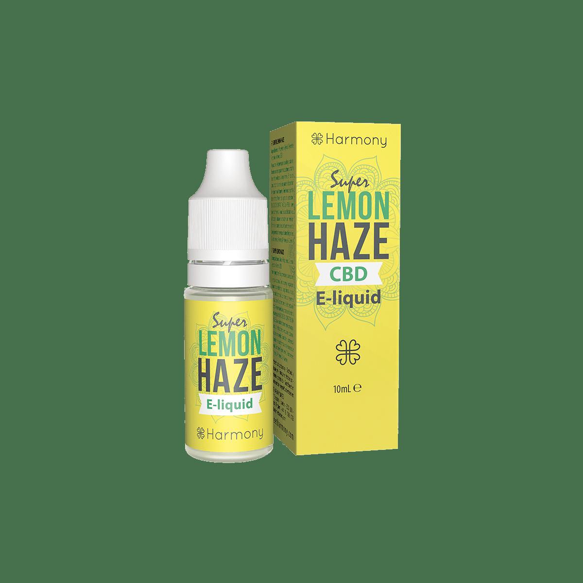 CBD Liquid | HARMONY Super Lemon Haze | Menge 10 ml - 300 mg