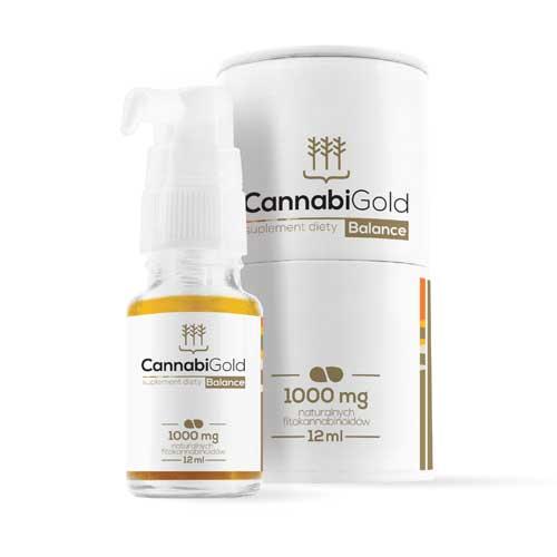 (1.000mg) CBD Öl - CannabiGold