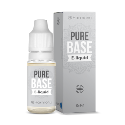CBD E-Liquid Pure Base | 100 mg CBD | 10 ml | Harmony