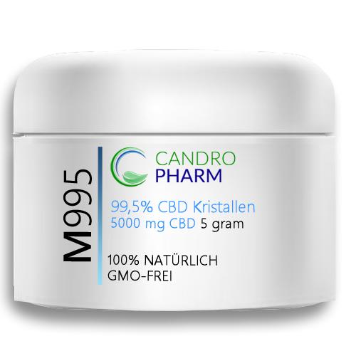 CBD99 5 gram CBD-Extrakt
