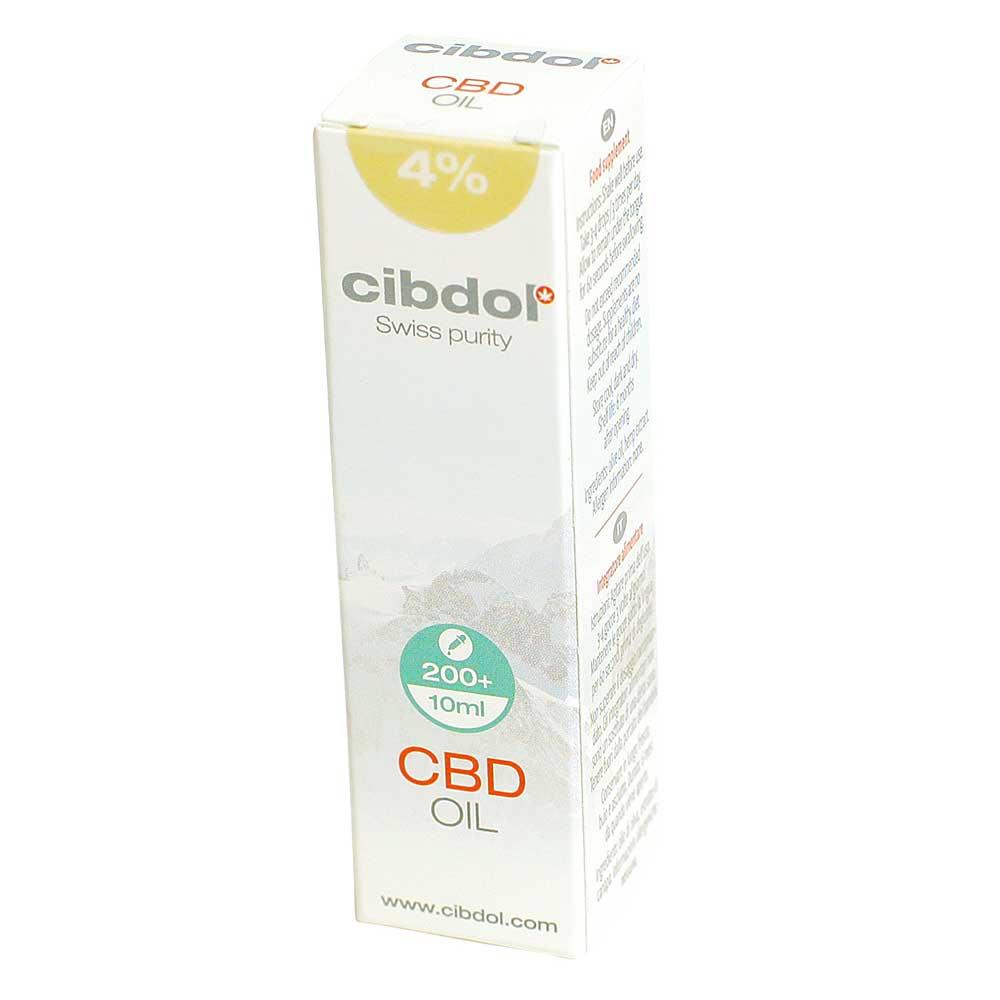 CBD Öl Cibdol 4% 10ml