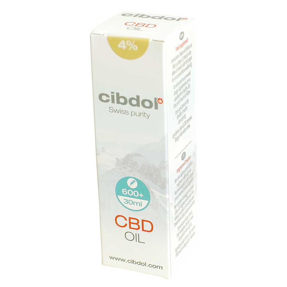 CBD Öl Cibdol 4% 50ml