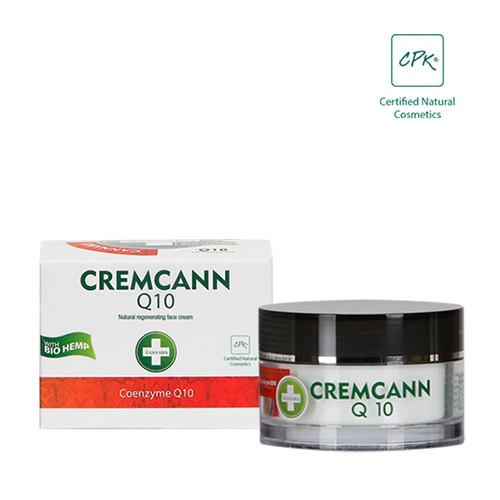 Cremcann Q10 Hautcreme - Annabis 50 ml