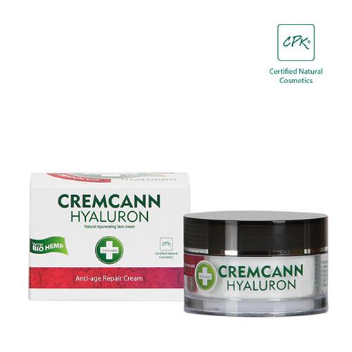 Cremcann Hyaluron Gesichtscreme - Annabis