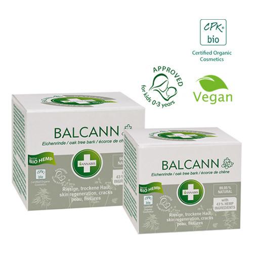 Balcann Eichenbaumsalbe - Annabis 15 ml