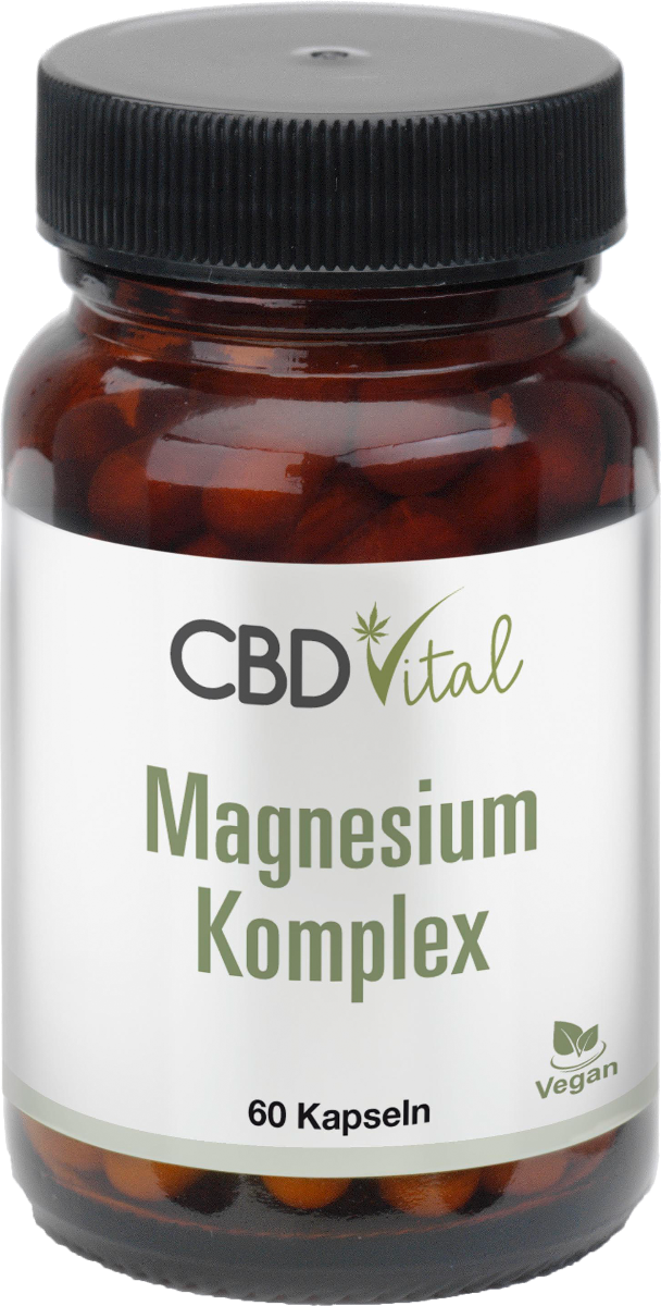 CBD-Vital Magnesium Komplex
