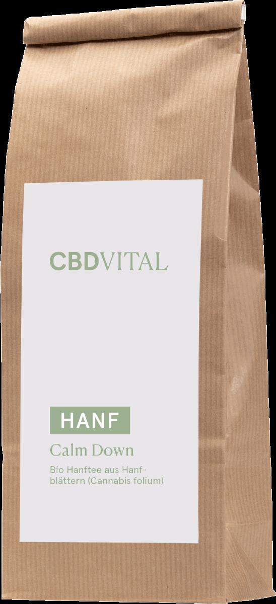 CBD-Vital Hanftee Bio - calm down