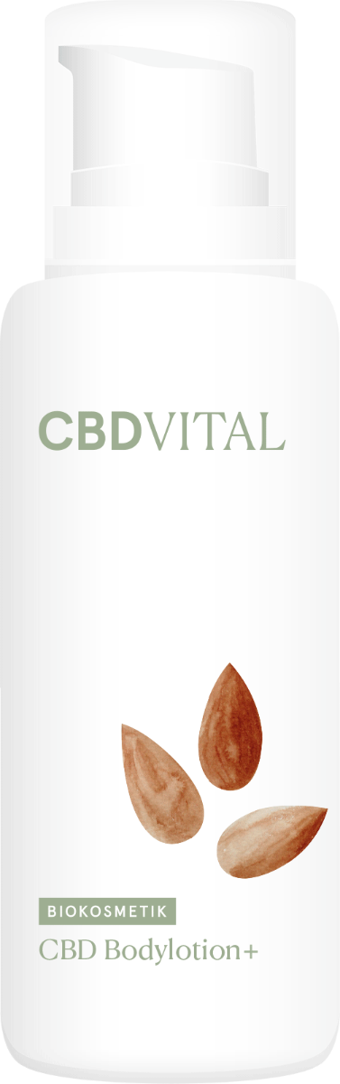 CBD Vital Bodylotion plus
