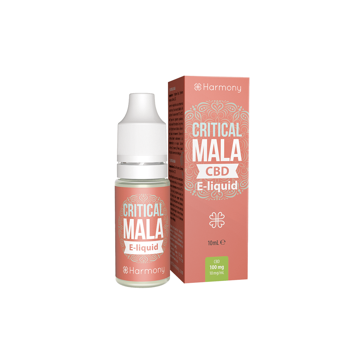 CBD Liquid | HARMONY Critical Mala | Menge 10 ml - 600 mg